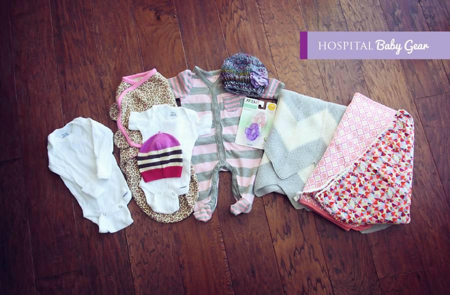HOSPITAL BABY GEAR