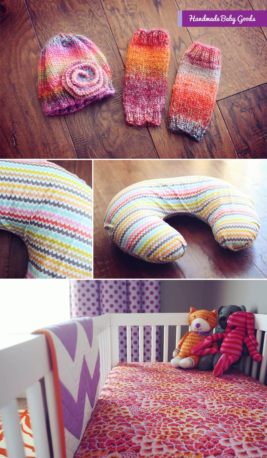 MOM HOMEMADE BABY GOODS